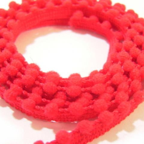 ミニミニポンポンブレード  (赤)