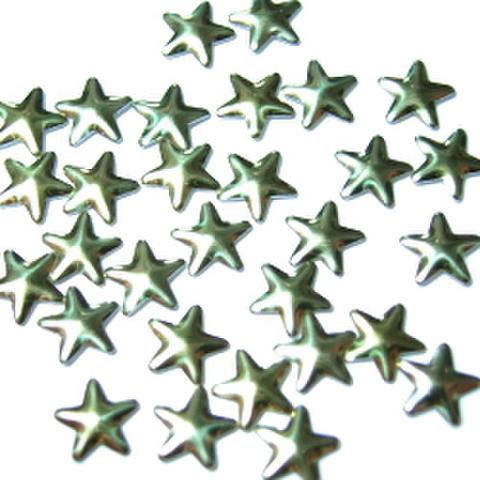 ★ホットフィックス・星5mm(ゴールド)★ただいま1パックのご注文でプラス1パックサービス☆彡
