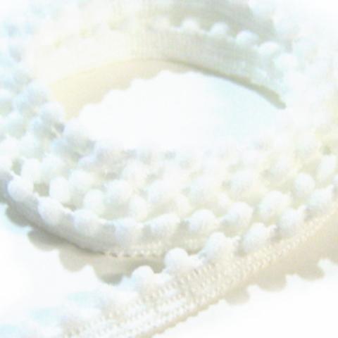 ミニミニポンポンブレード  (白)