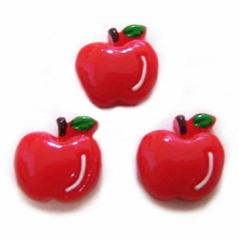 デコパーツ・ちびりんご