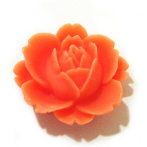 デコパーツ・マットローズ(オレンジ)