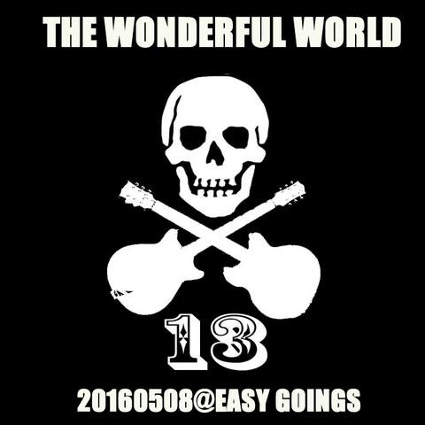 THE WONDERFUL WORLD 20160508@越谷EASY GOING(MP3データ)