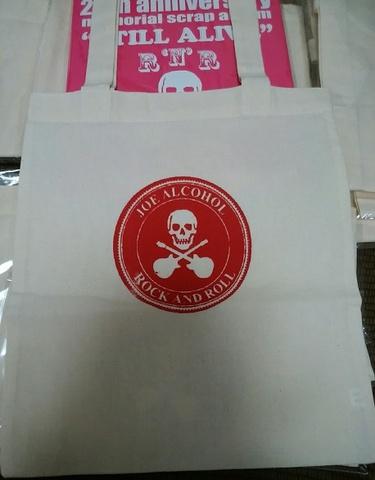 【NEW】クラッシュドプリントミニトートバッグ(手刷り)