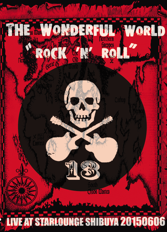 【SALE】THE WONDERFUL WORLD/ROCK 'N' ROLL DVD