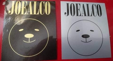 JOEALCO KUMA ステッカーセット