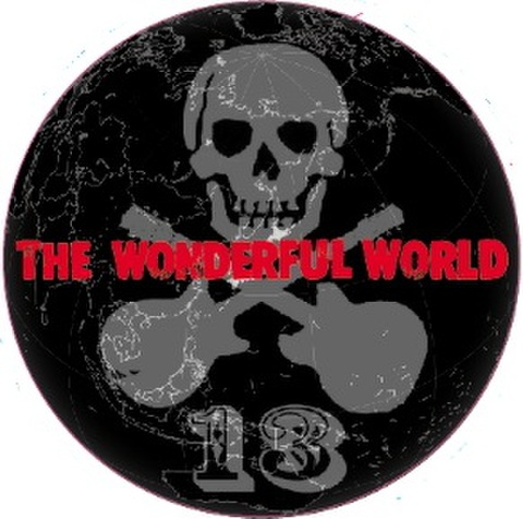【防水】THE WONDERFUL WORLD 2017ステッカー
