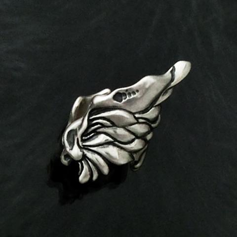 Feather 6 イヤカフ