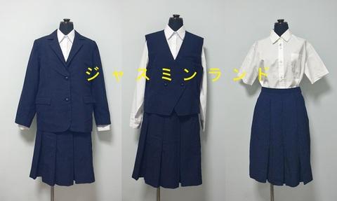 NS-0192 奈良の学校 夏冬a