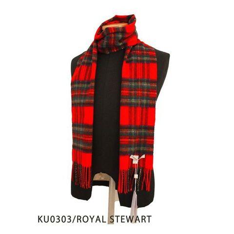 MUFFLER-KU0303/ROYAL STEWART