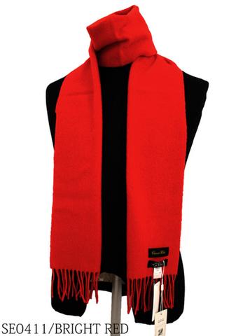MUFFLER-SE0411/BRIGHT RED