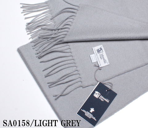 MUFFLER-SA0158/LIGHT GREY