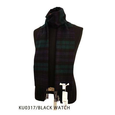 MUFFLER-KU0317/BLACK WATCH