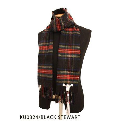 MUFFLER-KU0324/BLACK STEWART