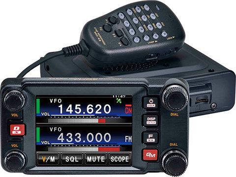 アマチュア無線 YAESU FTM-400XD