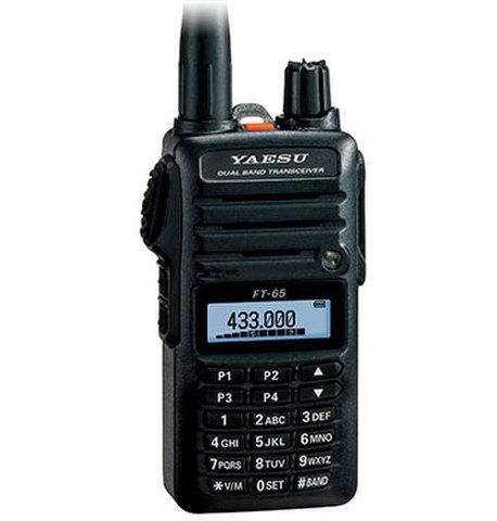 アマチュア無線 YAESU FT-65