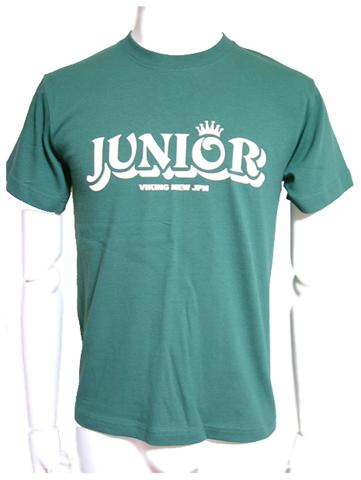 【Tシャツ】グリーン ロゴ