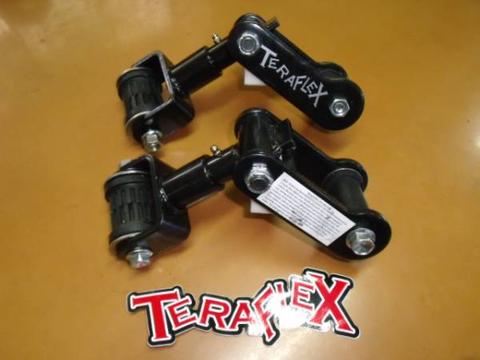 Teraflex リボルバーシャックル ポン付けセット