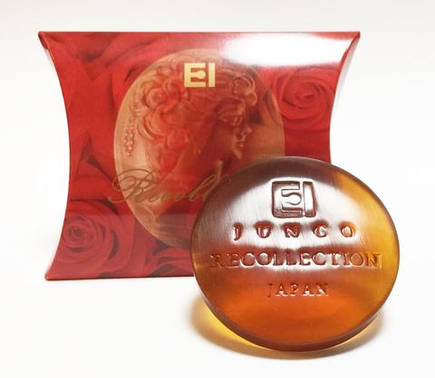 日本一石鹸おじさん石野栄一EI美容石鹸公式販売サイトEI ONLINE STORE出品 EI RECOLLECTION (20g)