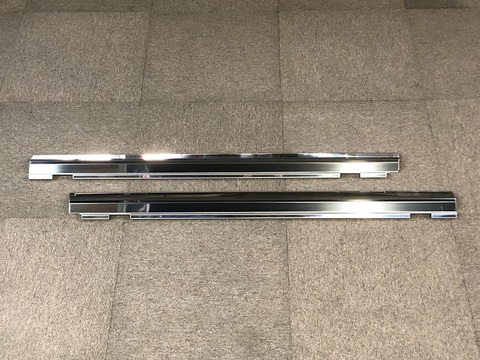 S-20 JB64W用 サイドシルガード強化タイプ(ステンレス製2㎜)