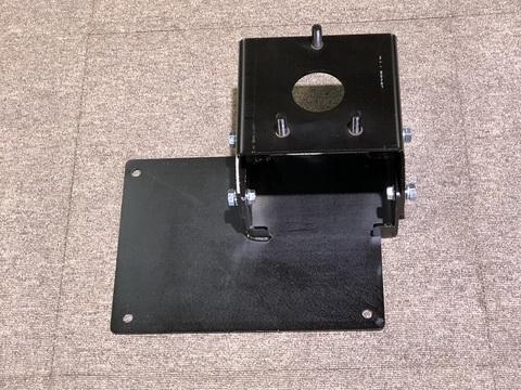 R-43 JB64スペアタイヤ移動ブラケット(アルミホイール対応品)