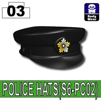 ポリスハット(S6-PC02)