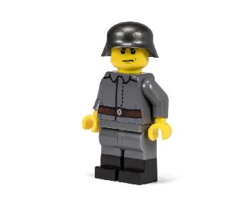WWI 後期 ドイツ軍兵