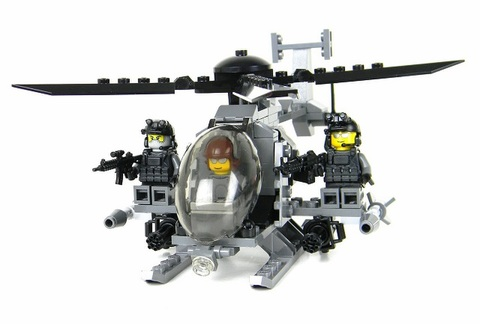 3AH-6+レンジャー部隊セット