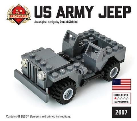 米軍アーミージープ