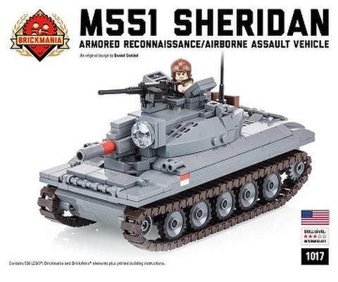 M551 シェリダン空挺戦車