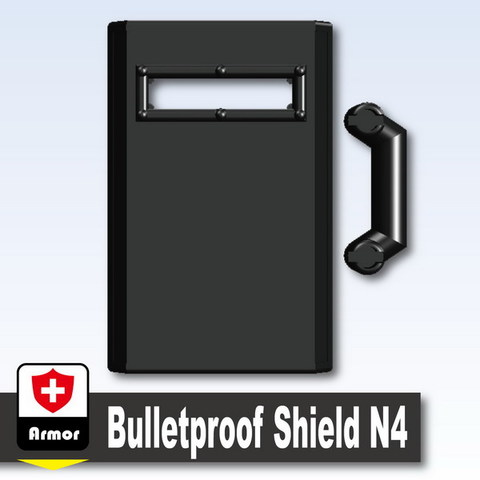 N4バレットプルーフ・シールド