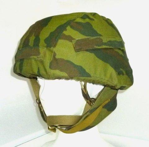 6B28ヘルメット 空挺カバー付