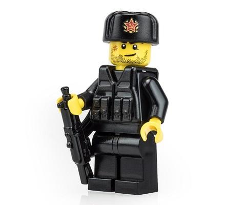 ロシア軍NKVD隊員