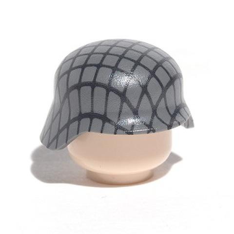 偽装網プリントシュタールヘルメット