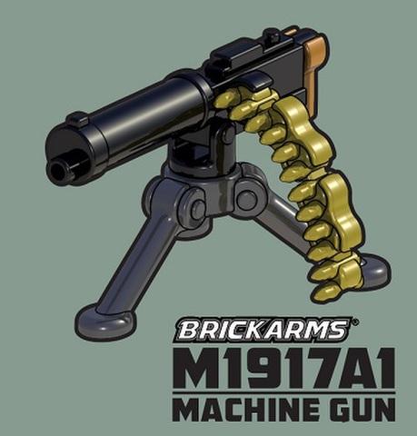 M1917A1機関銃