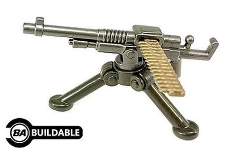 M1909ホッチキス Mk1 アモ/トライポッド付