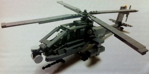 AH-64 攻撃ヘリ:アメリカ陸軍仕様