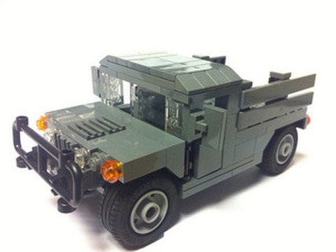 M1097A2ハンヴィーAAC :陸軍基地仕様