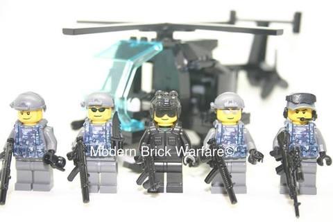 デルタ部隊セット:MBW AH-6