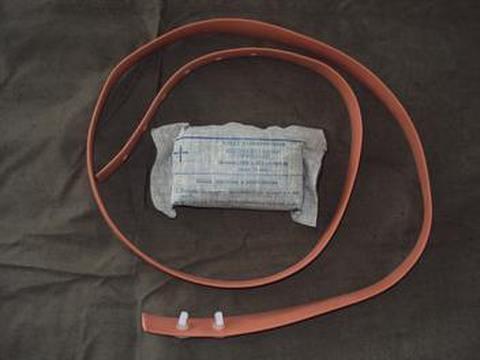 ソ連軍野戦用包帯&止血バンドセット