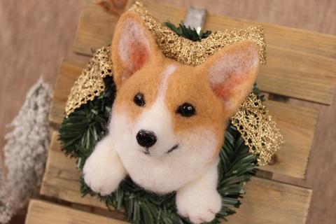 2016クリスマスコーギー