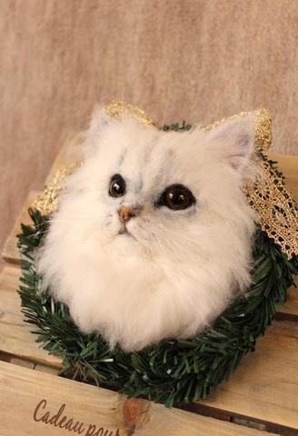 2016クリスマスにゃんこ