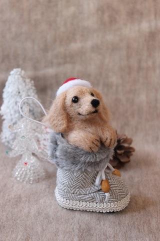 2015クリスマス*ブーツダックス