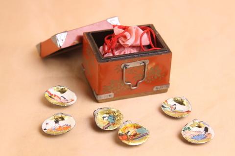 10,小さい小箱と源氏物語