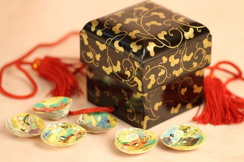 5,江戸の小箱