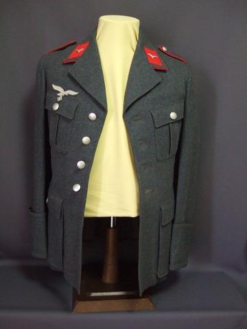 国防軍高射砲兵科制服