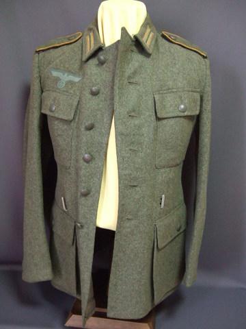 国防軍騎兵科戦闘服