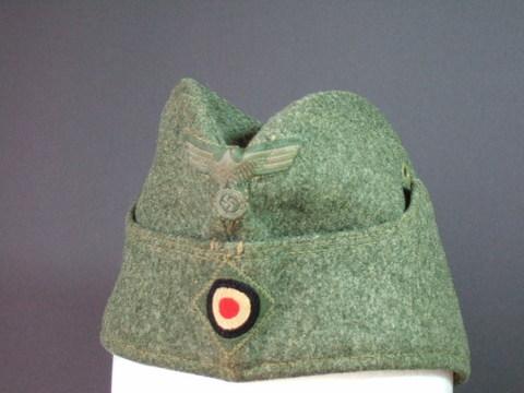 国防陸軍略帽