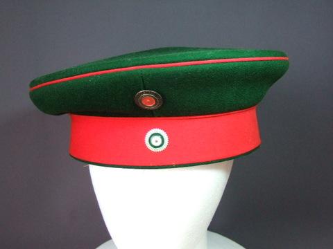 バイエルン騎兵連隊一般兵用制帽