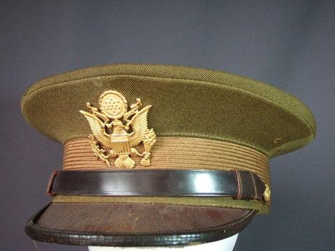 WWⅠアメリカ軍将校制帽