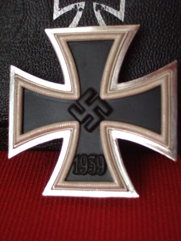 一級鉄十字勲章(ケース付)
